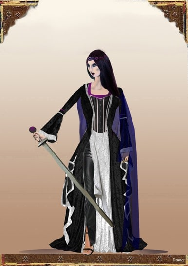regina di spade