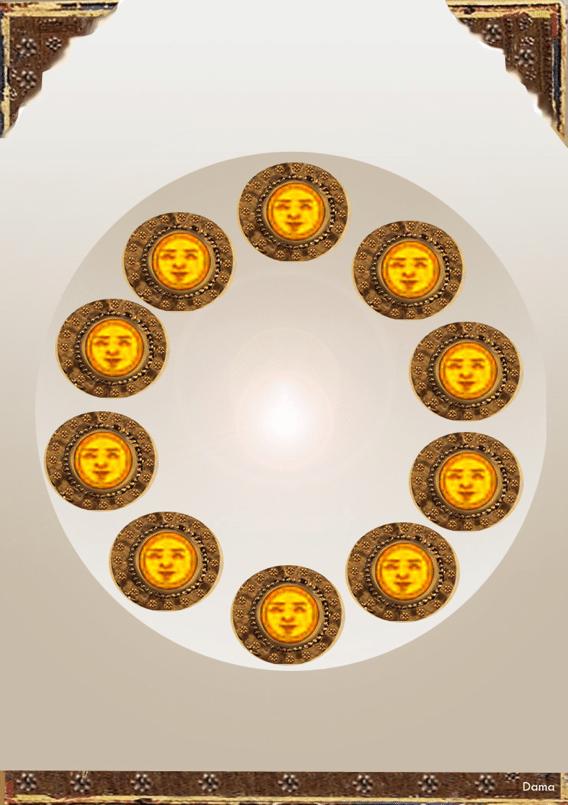 dieci di denari